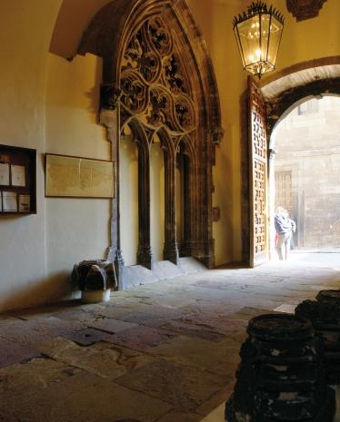 Museo Arqueologico de Asturias