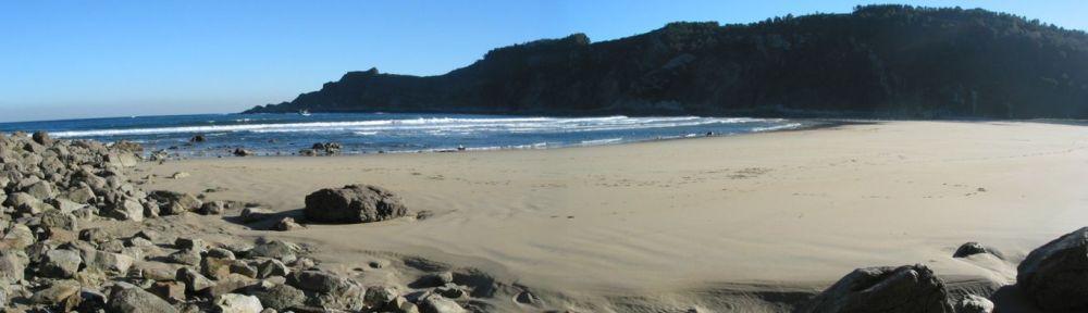 Playa de San Pedro de la Rivera