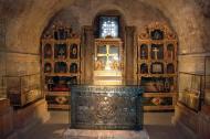 Camara Santa de la Catedral de Oviedo