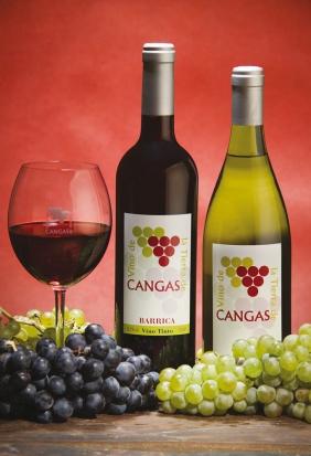 vino cangas